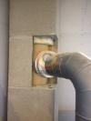 Подключение к керамической дымоходной системе Schiedel Uni 16